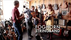 While on tour in Los Angeles, Foghorn Stringband visits Old Style Guitar Shop and plays the old Stanley Brothers tune We Are Going to Paint the Town and Kennesaw Mountain Rag at a session presented by The Bluegrass Situation. Foghorn Stringband hail from Portland, Oregon with Caleb Klauder on mandolin, Sammy Lind on fiddle, Nadine Landry on bass, and Reeb Willms on guitar. ...