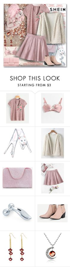 """shein-V-2"" by ane-twist ❤ liked on Polyvore featuring Elie Saab and shein"