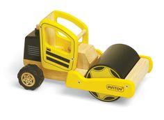 Road Roller, Ångvält - Pintoy - Paddington's Leksaker