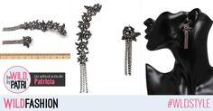 Acesti cercei statement vor deveni cu rapiditate accesoriile tale preferate! Darth Vader, Floral, Florals, Flower, Flowers