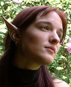 Orecchie da Elfo Lunghe Cosplay LARP Fantasy by IlGiardinodiWolfy