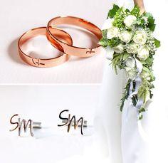 Personalisierter Schmuck zur Hochzeit