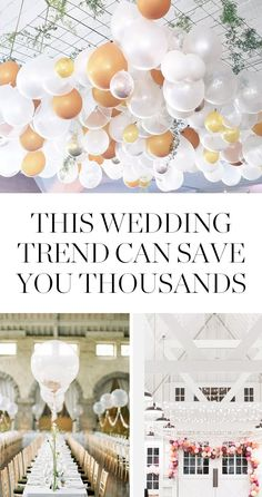 The Whimsical Wedding Trend That Can Save You Thousands of Dollars  via @PureWow