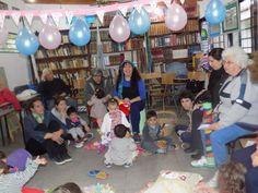 """SOY BIBLIOTECARIO: Inauguraron una """"Bebeteca"""" en la Biblioteca Popula..."""