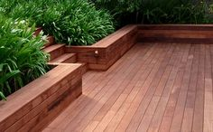 decking benches