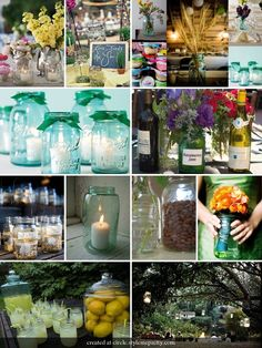 amazing Mason Jar projects