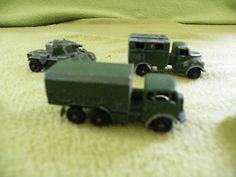 Lesney Matchbox Military Lorries  - http://www.matchbox-lesney.com/52976