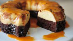 Chocoflan (Pastel Imposible) Este pastel conocido como el pastel imposible es mucho más fácil de lo que parece y a todos les encanta. Consiste de una base de pastel de chocolate y sobre ella un flan. Ingredientes 1 caja de harina para pastel de chocolate aceites 1 lata de leche evaporada 1 lata de leche ...