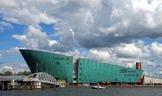 متحف نيمو الوطني للعلوم والتكنولوجيا في هولندا