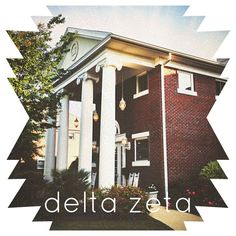 University of South Carolina Greek Life! The Delta Zeta house. See more #UofSC photos here: http://bit.ly/1dVKHSx.