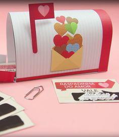 Aprenda a fazer um correio elegante para presentear no Dia dos namorados