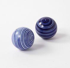 陶器製浮き球   Found MUJI FLEA   無印良品