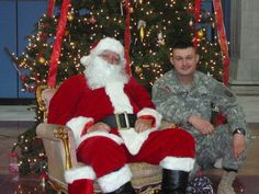 Santa even came to see me down range :). Guess I was a good boy.