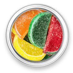 What's your favorite fruit flavor?!  #ALittleSliceOfHeaven