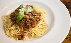 SORTED - Spaghetti Bolognaise