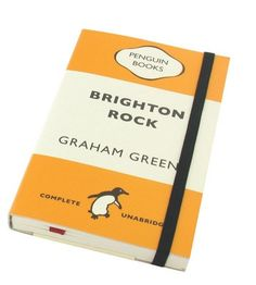 Brighton Rock Notebook | Penguin – Bloomsbury Store
