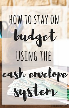 This cash envelope system helped us stick to our budget and get out of debt! Click through to learn this simple personal finance tool! Planning Budget, Budget Planner, Monthly Budget, Financial Planning, Budgeting Finances, Budgeting Tips, Ways To Save Money, Money Saving Tips, Money Tips