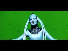 Diva Plavalaguna The Fifth Element  By Maïwenn Le Besco