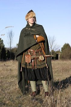 Swedish Viking Reenactment: Vendelrus
