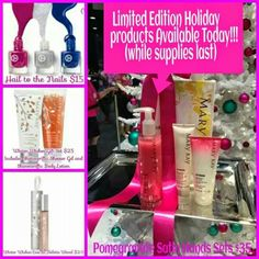 visit my website and place your order: www.marykay.com/wwilliams28766.