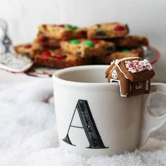 Monogram Mug #Anthropologie #MyAnthroPhoto