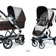 peg perego skate stroller - configures as a bassinet, stroller seat or to attach the Primo Viaggio car seat #peg perego #stroller #stroller system