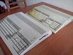 Restauración del Amiga 500 - Del amarillo al blanco | Commodore Spain