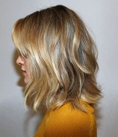 from brunette to blonde Box No. 216