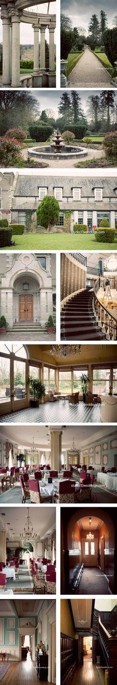 Wedding locations for #Killashee House Hotel by studio33weddings.com