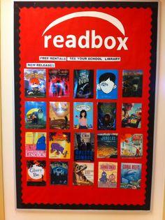 My reading bulletin board using the Bluebonnet Books -- love it!