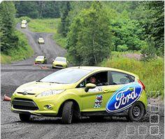Rally Car Race School!!