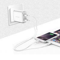 Nabíjací adaptér USAMS na mobilné telefóny a tablety Iphone, Mobiles, Headphones, Ipad, Usb, Apple, Electronics, Apple Fruit, Headpieces