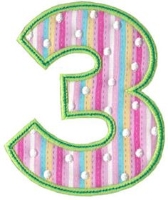 Embroidery | Free Machine Embroidery Designs | Bunnycup Embroidery | Birthday Girl