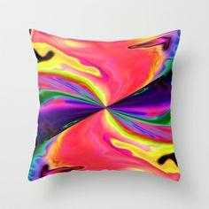 Vanishing Point Throw Pillow by David  Gough - $20.00