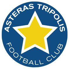 Asteras Tripolis FC of Greece crest.