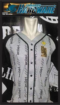 Shirt Baseball Hardware Harga Grosir Pin 7E7AB098 W.A 0822 1758 0683  www.hardware-hrdr.com