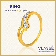 What's Your #Ring Style?  #jewellery #wedding #love #lovelife #happy #diamonds Jewelry Rings, Jewellery, Aim High, Gold Diamond Rings, Fashion Rings, Diamonds, Jewels, Happy, Earrings