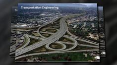 Transportation Engineering - Transportation engineering is a branch of civil engineering. It is concerned with the design of highways, airports, railroads and bus systems.    http://www.trafficgeyser.net/lead/transportation  http://www.schoolanduniversity.com/study-programs/engineering/transportation-engineering-management