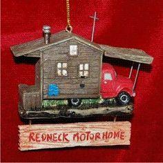 redneck christmas decorations | redneck spam christmas tree ...