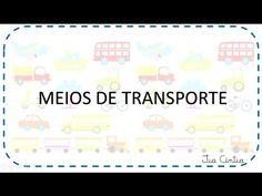 Meios de transporte - YouTube