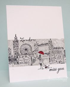 A Little Pop of Red by naturecoastcrafter - Cards and Paper Crafts at Splitcoaststampers