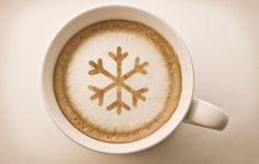 Cutest latte art ever....