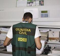 La UCO registra sedes de un instituto de formación de UGT en Madrid y Sevilla