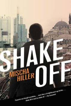 Today's Kindle Daily Deal is Shake Off ($2.99), by Mischa Hiller [Hachette].