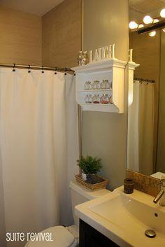 Suite Revival: Bathroom tour.