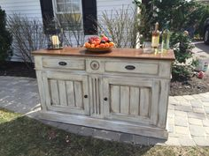 Beautiful Refinished Ethan Allen Buffet