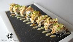 The Heaven Roll is a fitting name for this weeks sushi recipe. Tempura fried coconut shrimp, crisp asparagus, avocado, tempura friend crab stick, and fresh lemon zest make the perfect combination in sushi! Check out how to make one here!