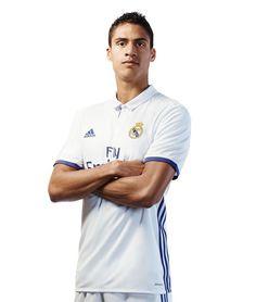 #5 Varane Best Football Team, Football Soccer, Real Madrid New Kit, Raphael Varane, Club, Polo Ralph Lauren, Sports, Mens Tops, Community