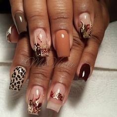@mztraeduece by ThemNails from Nail Art Gallery