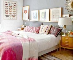 30 Teen Girl Bedroom Decor Ideas - The Wonder Cottage Teenage Girl Bedroom Designs, Bedroom Decor For Teen Girls, Teenage Girl Bedrooms, Pink Bedrooms, Teen Bedroom, Girl Rooms, Tween Girls, Feminine Bedroom, Cozy Bedroom